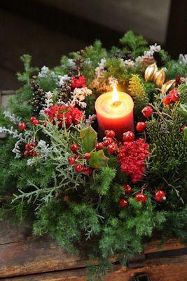 クリスマスリース1DAYレッスン追加!!_d0086634_13505292.jpg