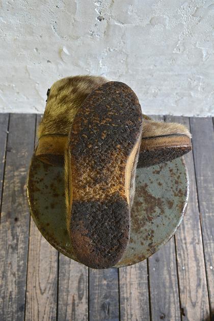 Seal skin & fur boots_f0226051_1625648.jpg
