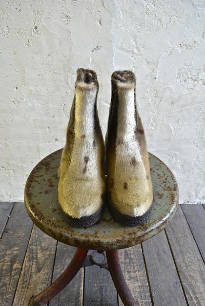 Seal skin & fur boots_f0226051_16304852.jpg