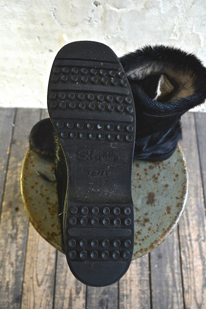 Seal skin & fur boots_f0226051_16341860.jpg