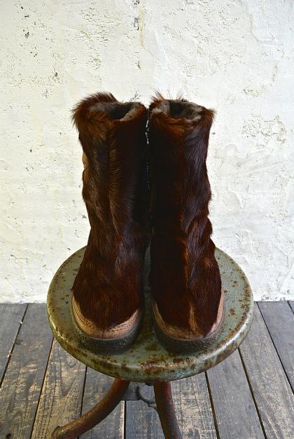 Seal skin & fur boots_f0226051_16374848.jpg