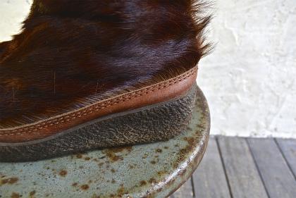 Seal skin & fur boots_f0226051_16403920.jpg