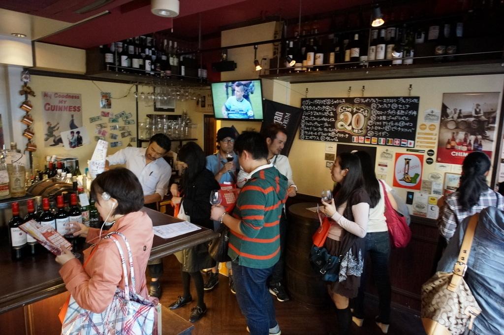 帰国日記@ベルリン⑥神田ワイン祭りから湘南へ。_c0180686_03104765.jpg