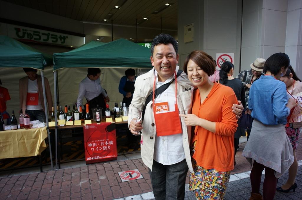帰国日記@ベルリン⑥神田ワイン祭りから湘南へ。_c0180686_03111721.jpg