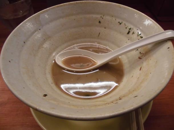 らーめん麺元素(めんげんそ) 天神橋5丁目_c0118393_1512326.jpg