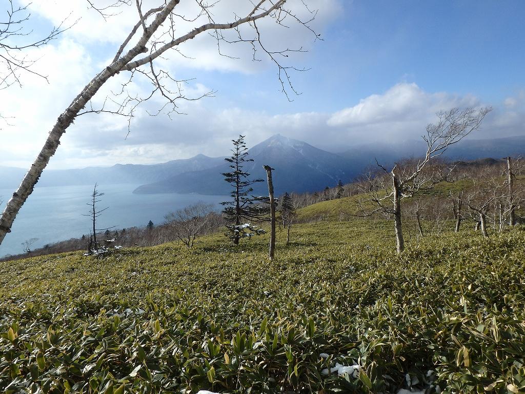 イチャンコッペ山と紋別岳、12月4日-速報版-_f0138096_17538.jpg
