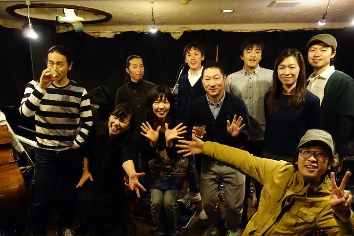 THE TOMOMI AZUMA BAND2014ありがとうございました!!!_f0042307_042338.jpg