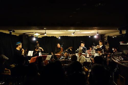 続・THE TOMOMI AZUMA BAND2014その後編。_f0042307_15224.jpg