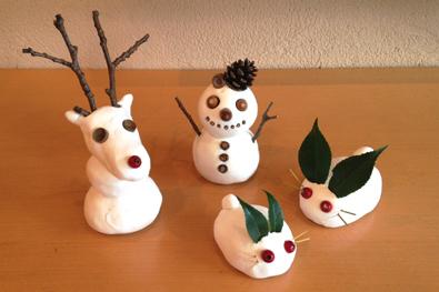 2014年12月13日(土) タマコチ美術クラブ「雪だるまつくろう」_f0224207_15152213.jpg