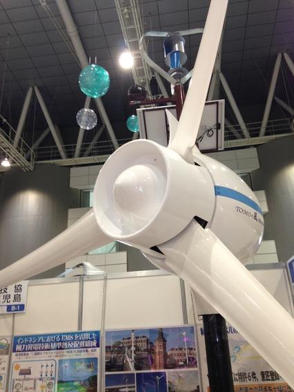 『 再生可能エネルギー産業フェア2014 』_f0259324_1447455.jpg