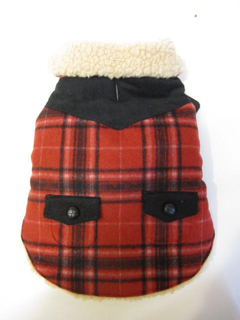Wool ボア付きコート&チャンキータートルセーター  モデルはライス君♪_c0151934_2357479.jpg