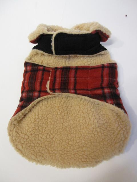 Wool ボア付きコート&チャンキータートルセーター  モデルはライス君♪_c0151934_2358934.jpg
