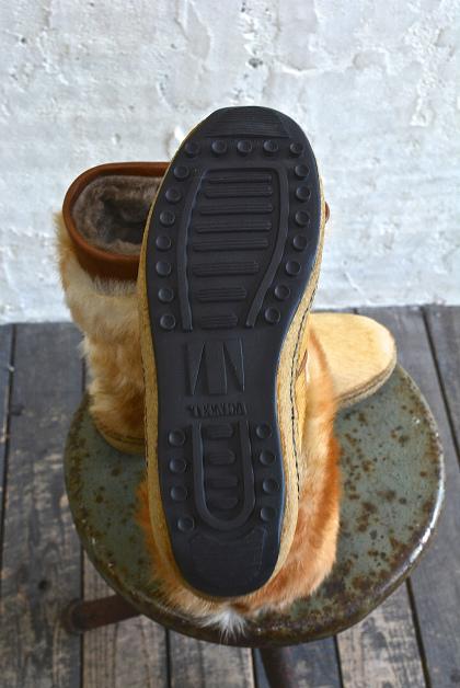 Seal skin & fur &snow boots vol\'2_f0226051_15132971.jpg