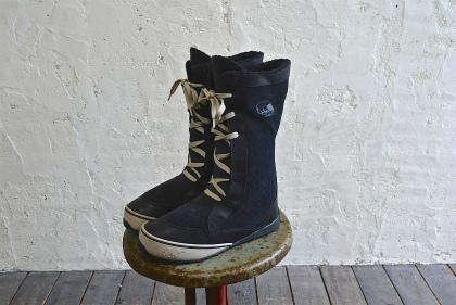 Seal skin & fur &snow boots vol\'2_f0226051_15153386.jpg