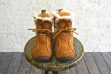 Seal skin & fur &snow boots vol\'2_f0226051_1519583.jpg