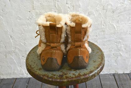 Seal skin & fur &snow boots vol\'2_f0226051_15215268.jpg