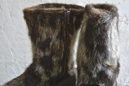 Seal skin & fur &snow boots vol\'2_f0226051_1545528.jpg