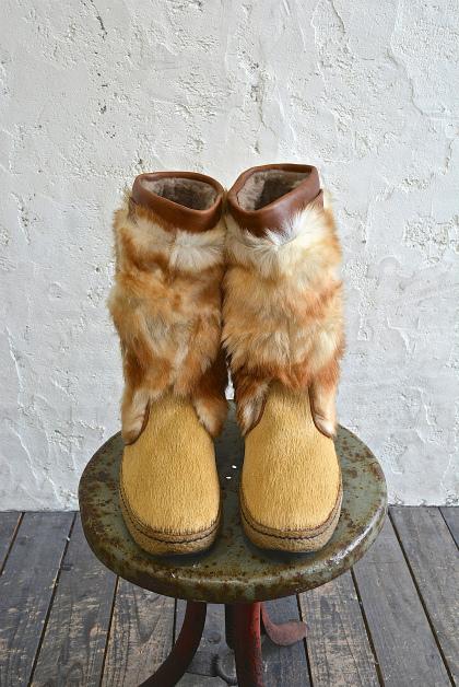 Seal skin & fur &snow boots vol\'2_f0226051_1555894.jpg