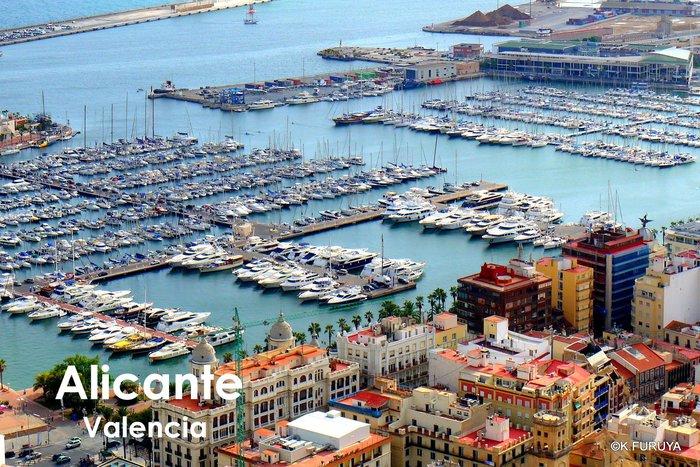 スペイン旅行記 17  アリカンテ_a0092659_124841.jpg