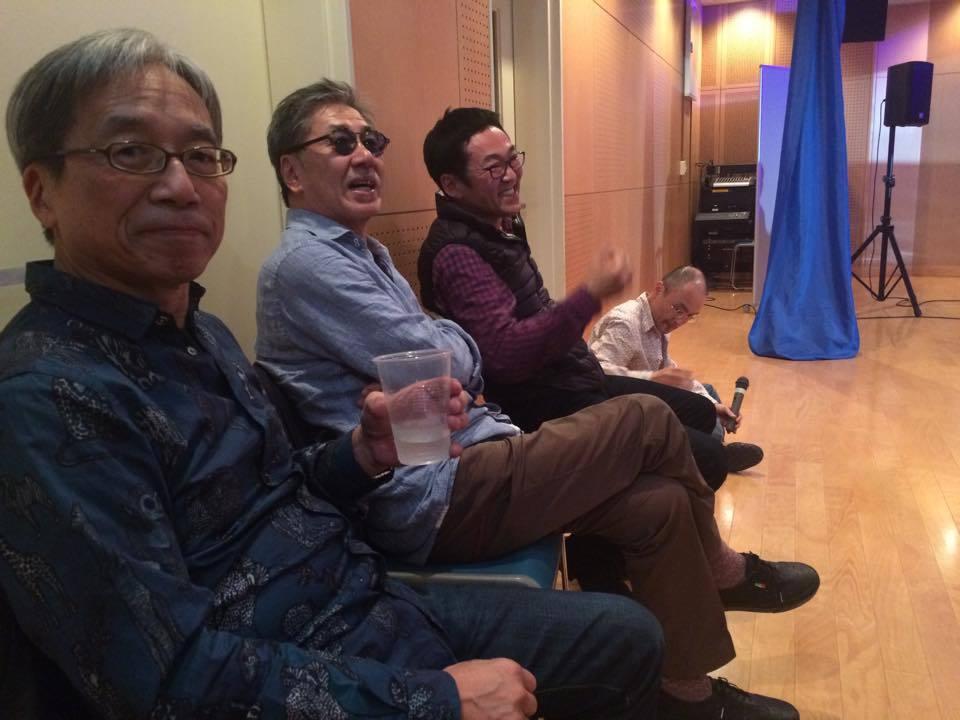 5th Uto Jazz Meet 前夜祭・・・その3_f0358164_17585860.jpg