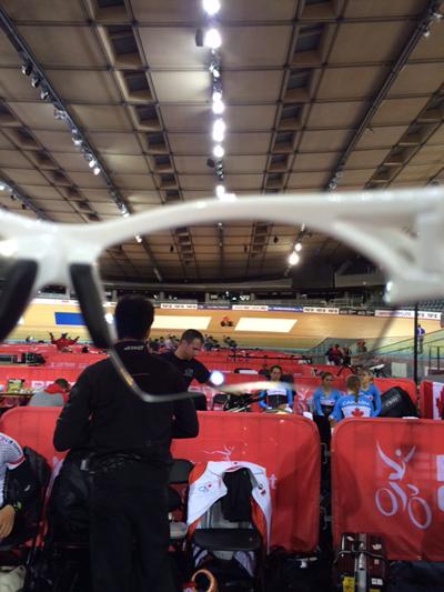 金栄堂サポート:日本体育大学自転車競技部・中村妃智選手 Fact®レンズインプレッション!_c0003493_933438.jpg