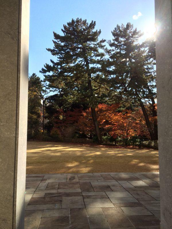 東京都庭園美術館 #2_f0155808_10422937.jpg