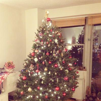 クリスマスツリーの飾り付けと蔵出し手前味噌の準備♪_f0095325_23314539.jpg