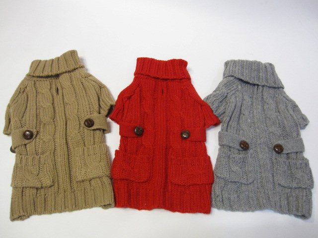Wool ボア付きコート&チャンキータートルセーター  モデルはライス君♪_c0151934_0103424.jpg