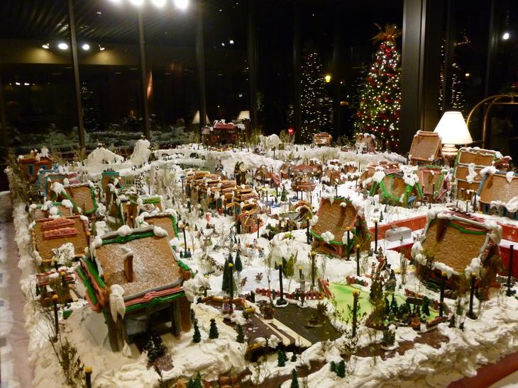 クリスマスビレッジ_b0135948_1058346.jpg