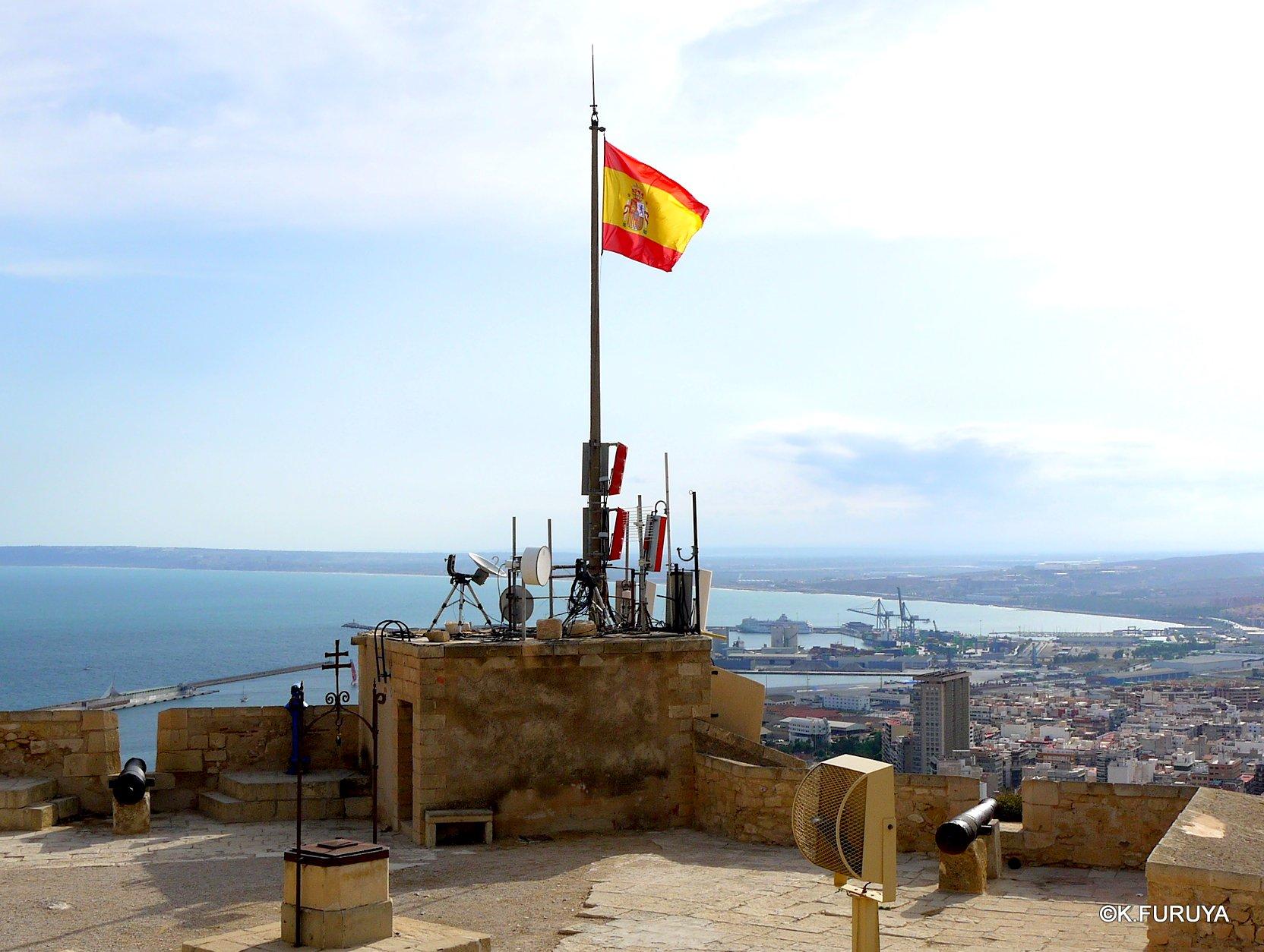 スペイン旅行記 17  アリカンテ_a0092659_19274261.jpg