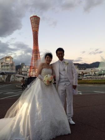 祝!ご結婚_e0166762_10343855.jpg