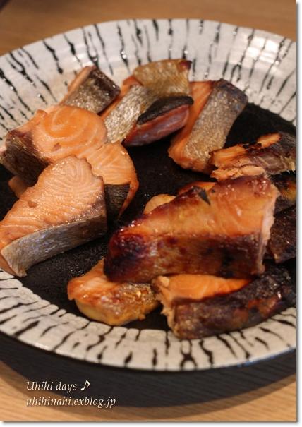 銀座 朔月 お料理教室 「魚を極める!」_f0179404_2034260.jpg