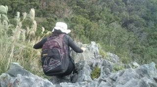 嘉津宇岳から古巣岳へ。_b0124144_17252296.jpg