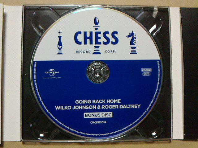 Going Back Home / Wilko Johnson / Roger Daltrey_c0104445_2251417.jpg