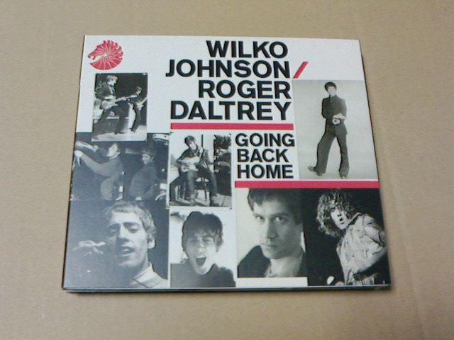 Going Back Home / Wilko Johnson / Roger Daltrey_c0104445_2251498.jpg