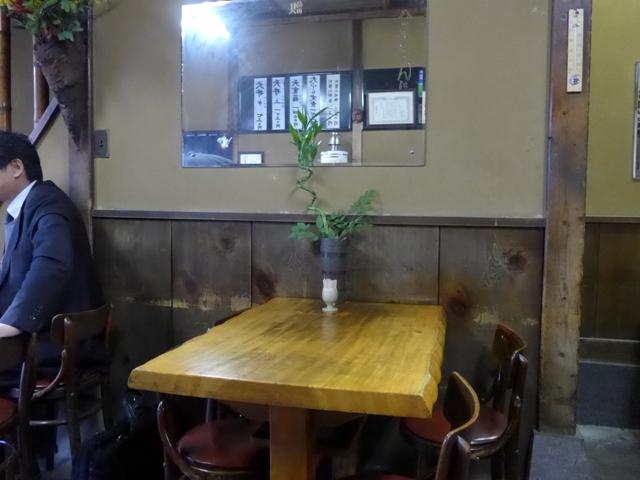 淡路町「天婦羅 八ツ手屋」へ行く。_f0232060_1582051.jpg