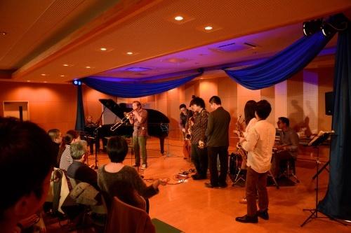 5th Uto Jazz Meet 前夜祭・・・その4_f0358164_15154495.jpg