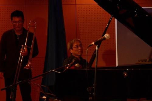 5th Uto Jazz Meet 前夜祭・・・その4_f0358164_15283272.jpg