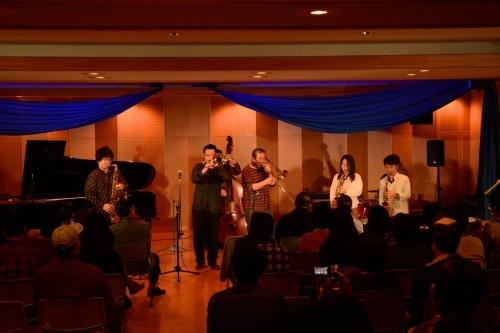 5th Uto Jazz Meet 前夜祭・・・その4_f0358164_15314175.jpg