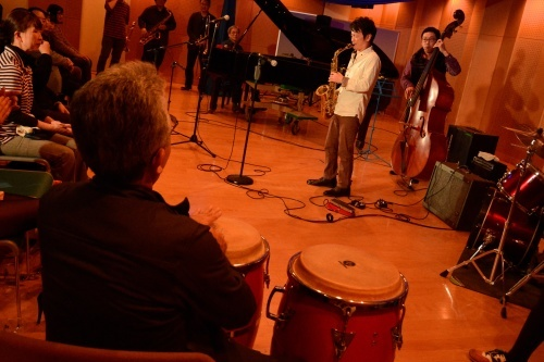 5th Uto Jazz Meet 前夜祭・・・その4_f0358164_15331660.jpg