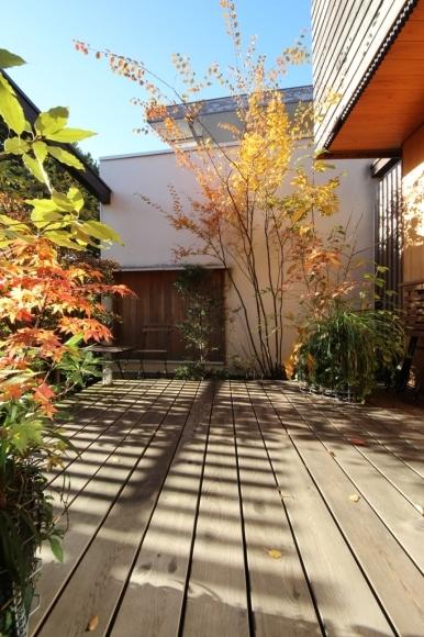 紅葉の庭で_c0310571_08260684.jpg