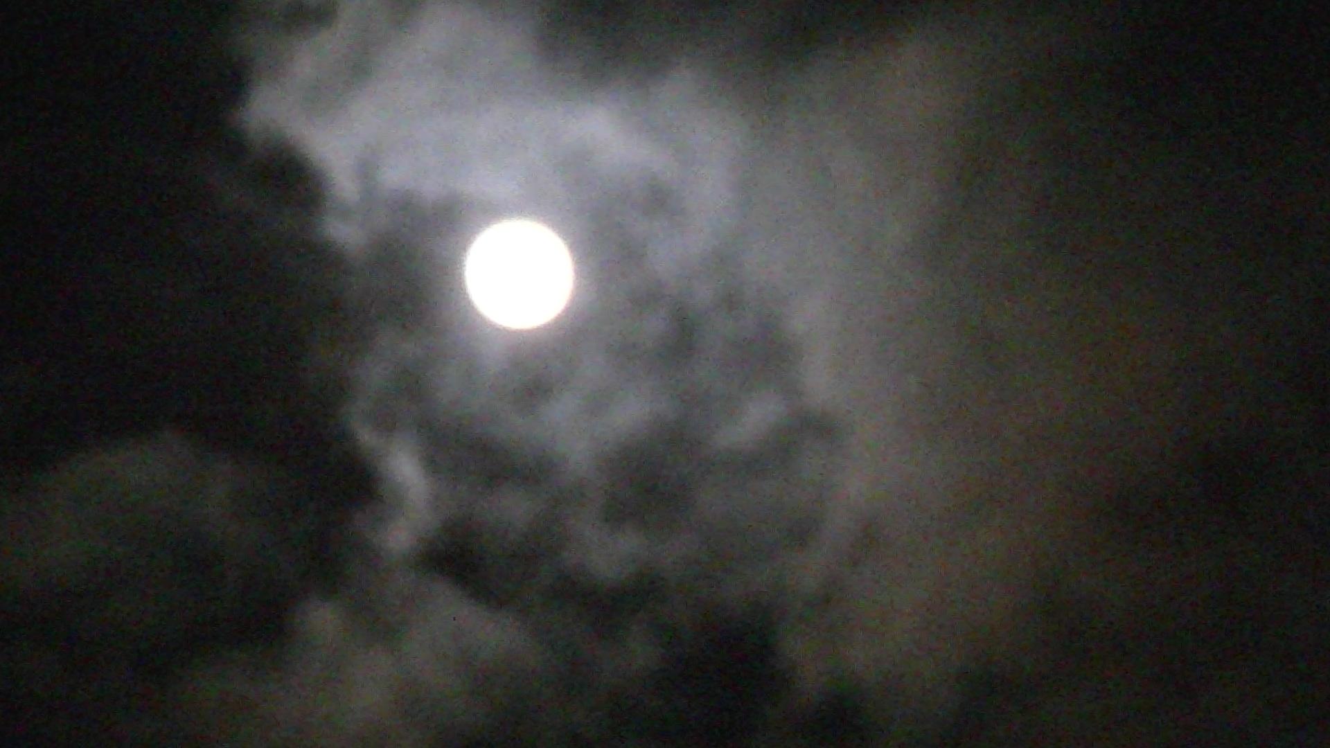 満月♪_e0075673_02535100.jpg