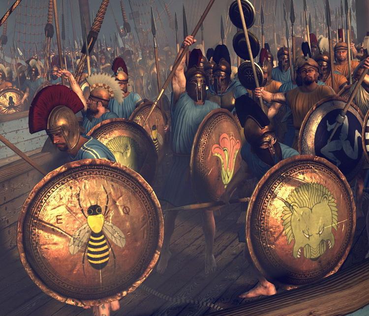 為什麼古希臘人打仗喜歡赤腳?_e0040579_2412830.jpg