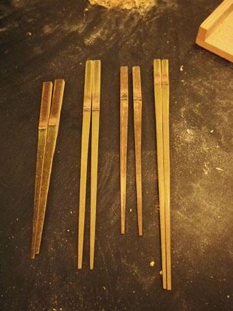 竹のお箸づくりワークショップ_b0322280_0571894.jpg