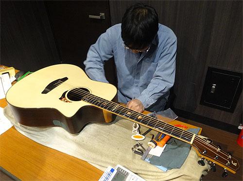 ヨコヤマギターズ大試奏会&調整会_c0137404_2235323.jpg