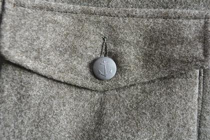 Swedish army M39 wool coat dead stock_f0226051_14184273.jpg
