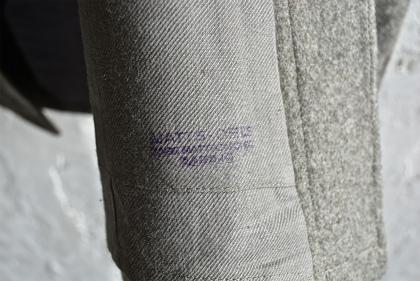 Swedish army M39 wool coat dead stock_f0226051_14214739.jpg