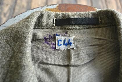 Swedish army M39 wool coat dead stock_f0226051_1424764.jpg