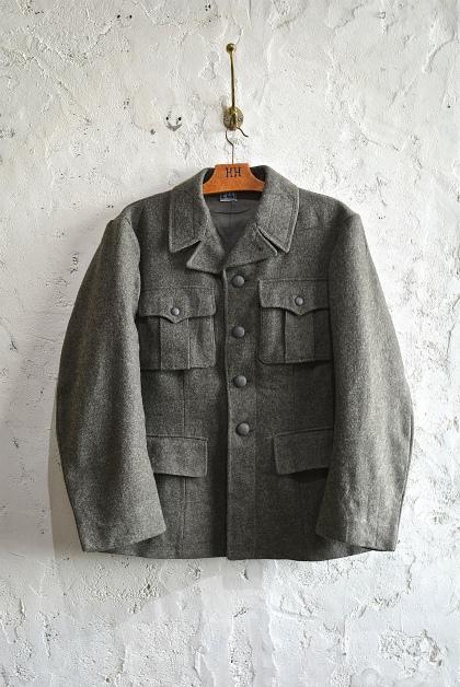 Swedish army M39 wool coat dead stock_f0226051_1474354.jpg