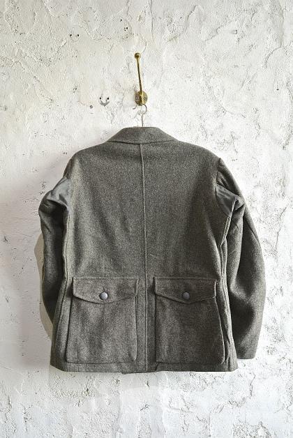 Swedish army M39 wool coat dead stock_f0226051_1483092.jpg